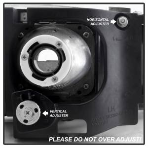 Spyder Auto - CCFL Halo LED Projector Headlights 5078704 - Image 8