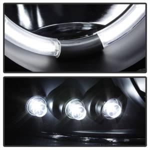 Spyder Auto - CCFL Halo LED Projector Headlights 5078704 - Image 9