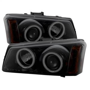 Spyder Auto - CCFL Halo LED Projector Headlights 5078728