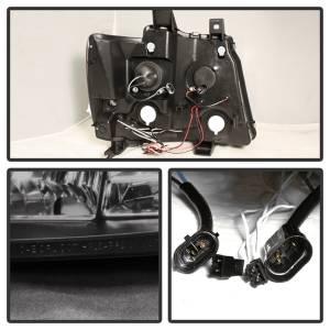 Spyder Auto - CCFL Halo LED Projector Headlights 5078759 - Image 2
