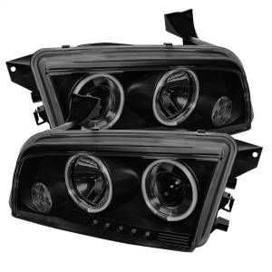 Spyder Auto - CCFL Halo LED Projector Headlights 5078766