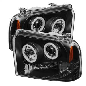Spyder Auto - CCFL Halo LED Projector Headlights 5078896