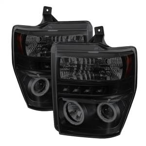 Spyder Auto - CCFL Halo LED Projector Headlights 5078902