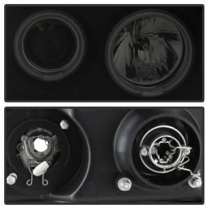 Spyder Auto - CCFL Halo LED Projector Headlights 5078919 - Image 3