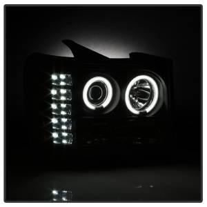 Spyder Auto - CCFL Halo LED Projector Headlights 5078919 - Image 7