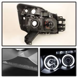 Spyder Auto - CCFL Halo LED Projector Headlights 5078995 - Image 2