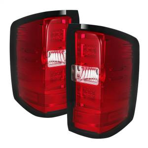 Spyder Auto - Light Bar LED Tail Lights 5080011