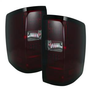 Spyder Auto - Light Bar LED Tail Lights 5080028