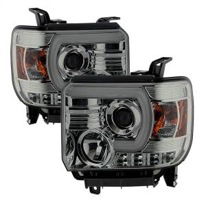 DRL LED Projector Headlights 5080639