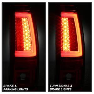 Spyder Auto - Version 2 LED Tail Lights 5081865 - Image 2