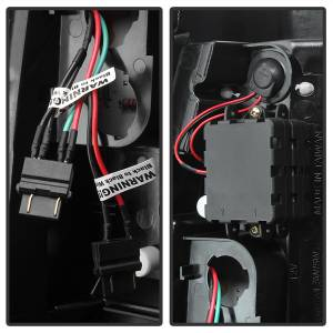 Spyder Auto - Version 2 LED Tail Lights 5081872 - Image 2