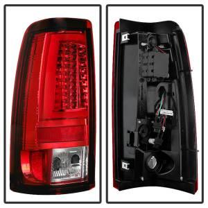Spyder Auto - Version 2 LED Tail Lights 5081872 - Image 5