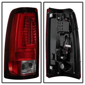 Spyder Auto - Version 2 LED Tail Lights 5081889 - Image 2