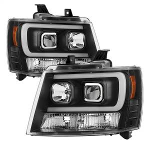 Spyder Auto - DRL LED Projector Headlights 5082565 - Image 1