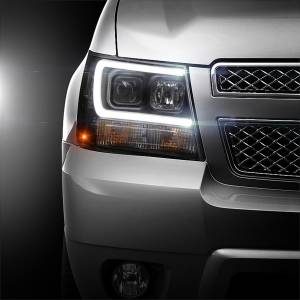 Spyder Auto - DRL LED Projector Headlights 5082565 - Image 8