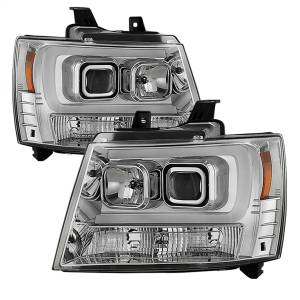 Spyder Auto - DRL LED Projector Headlights 5082572