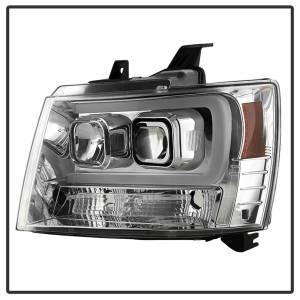 Spyder Auto - DRL LED Projector Headlights 5082572 - Image 3