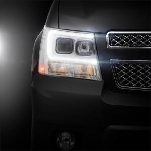 Spyder Auto - DRL LED Projector Headlights 5082572 - Image 8