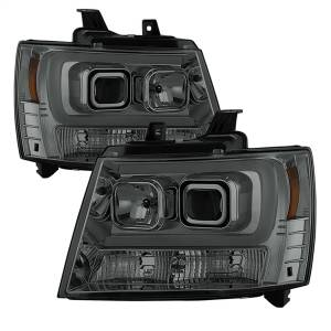 Spyder Auto - DRL LED Projector Headlights 5082589