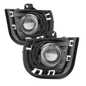 Exterior Lighting - Fog Lights - Spyder Auto - Halo Fog Lights 5082701