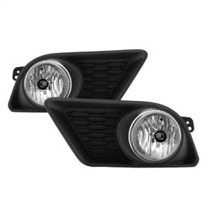 Exterior Lighting - Fog Lights - Spyder Auto - Fog Lights 5082909