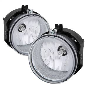 Exterior Lighting - Fog Lights - Spyder Auto - Fog Lights 5082923