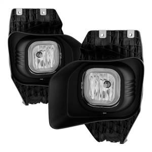 Exterior Lighting - Fog Lights - Spyder Auto - Fog Lights 5082954