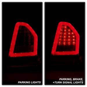 Spyder Auto - Version 2 LED Tail Lights 5083340 - Image 2