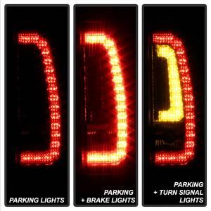 Spyder Auto - Version 2 LED Tail Lights 5083418 - Image 3