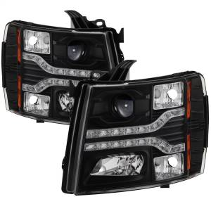 Spyder Auto - DRL LED Projector Headlights 5083524