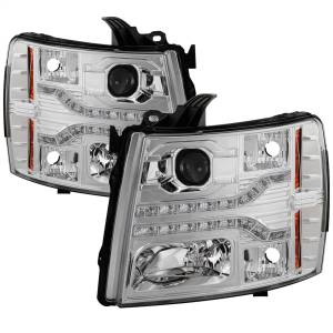 Spyder Auto - DRL LED Projector Headlights 5083586