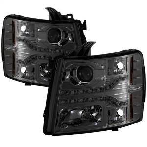Spyder Auto - DRL LED Projector Headlights 5083593