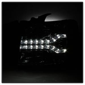 Spyder Auto - DRL LED Projector Headlights 5083593 - Image 5
