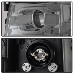 Spyder Auto - DRL LED Projector Headlights 5083593 - Image 6