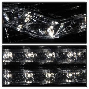 Spyder Auto - DRL LED Projector Headlights 5083593 - Image 7