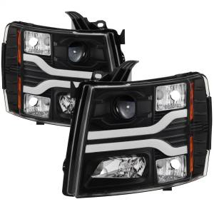 Spyder Auto - DRL LED Projector Headlights 5083609