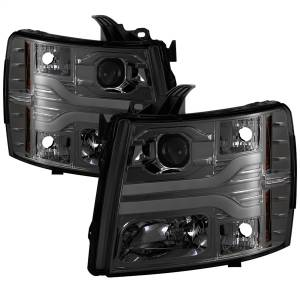 Spyder Auto - DRL LED Projector Headlights 5083623