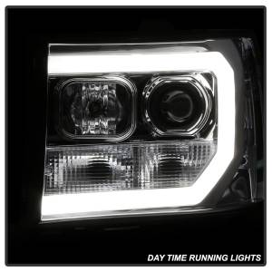 Spyder Auto - DRL LED Projector Headlights 5083647 - Image 3