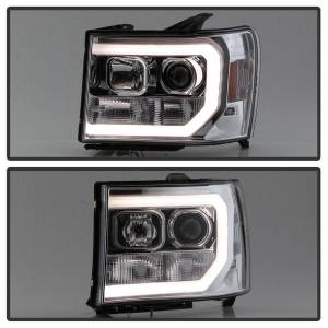 Spyder Auto - DRL LED Projector Headlights 5083647 - Image 7