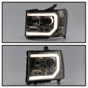 Spyder Auto - DRL LED Projector Headlights 5083654 - Image 8