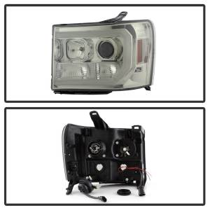Spyder Auto - DRL LED Projector Headlights 5083654 - Image 9