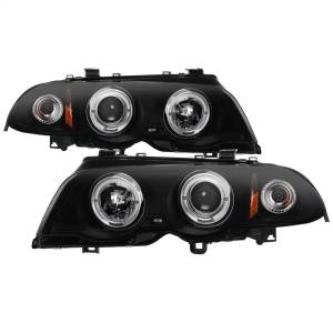 Spyder Auto - Halo LED Projector Headlights 5084804
