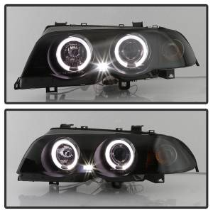 Spyder Auto - Halo LED Projector Headlights 5084804 - Image 2