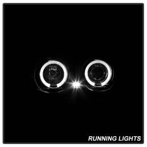 Spyder Auto - Halo LED Projector Headlights 5084804 - Image 3