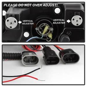 Spyder Auto - Halo LED Projector Headlights 5084804 - Image 6