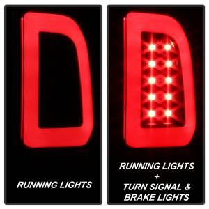 Spyder Auto - Version 3 LED Tail Lights 5084231 - Image 6