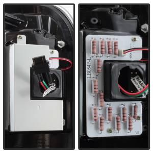 Spyder Auto - Version 3 LED Tail Lights 5084231 - Image 8