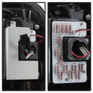 Spyder Auto - Version 3 LED Tail Lights 5084248 - Image 4