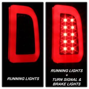 Spyder Auto - Version 3 LED Tail Lights 5084248 - Image 5