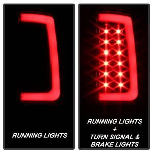 Spyder Auto - Version 2 LED Tail Lights 5084743 - Image 8